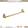 Classical Gold Coloured Bathroom Accessories Gold