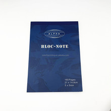 wholesale take easy bloc note school supplies writing pad 5x5mm square a5 note book