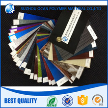 Colors Customized PVC Roll Electroplated Drum Wrap