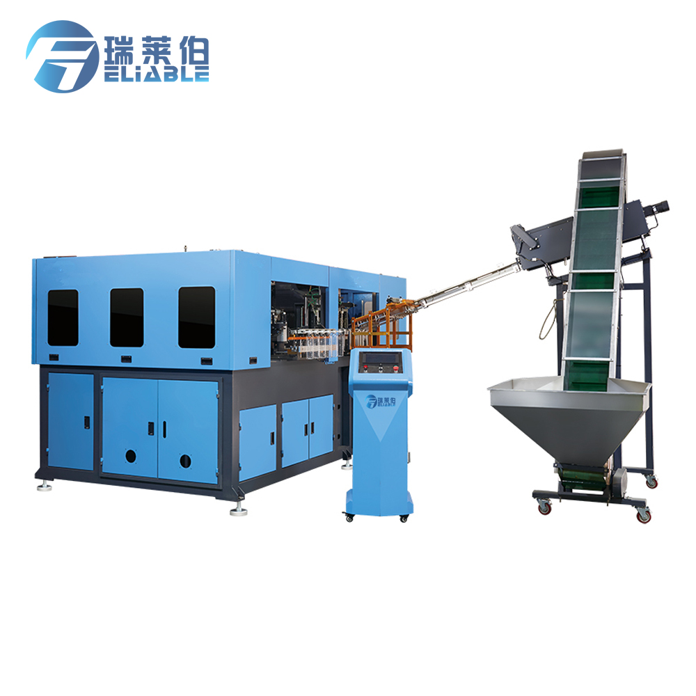 High Capacity Fully Automatic Used PET Bottle Stretch Blowing Molding Machine
