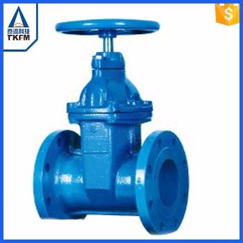 New design chain wheel gate valve with high quality