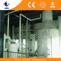 High efficient cottonseed oil refinery equipment and machine made in China