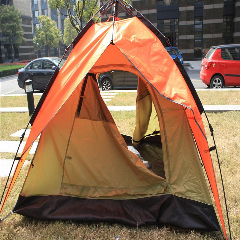 tunnel camping tent high quality four seasons tent camp with low price