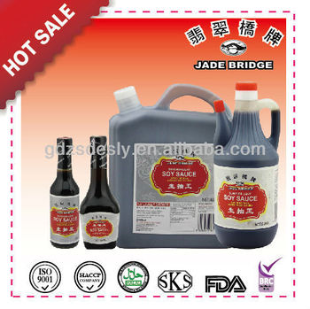 Light Soy Sauce 5bls for restaurant and Hotel