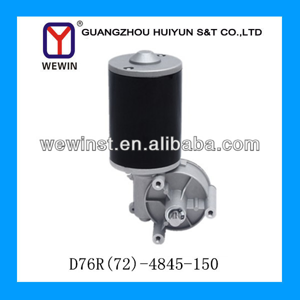 D76R72-4845-150 48v kw dc electric motor