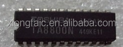 TA8800N , dual in-line 24 pin package . Electronics parts / TA8800 , Electronic Components . DIP24. IC