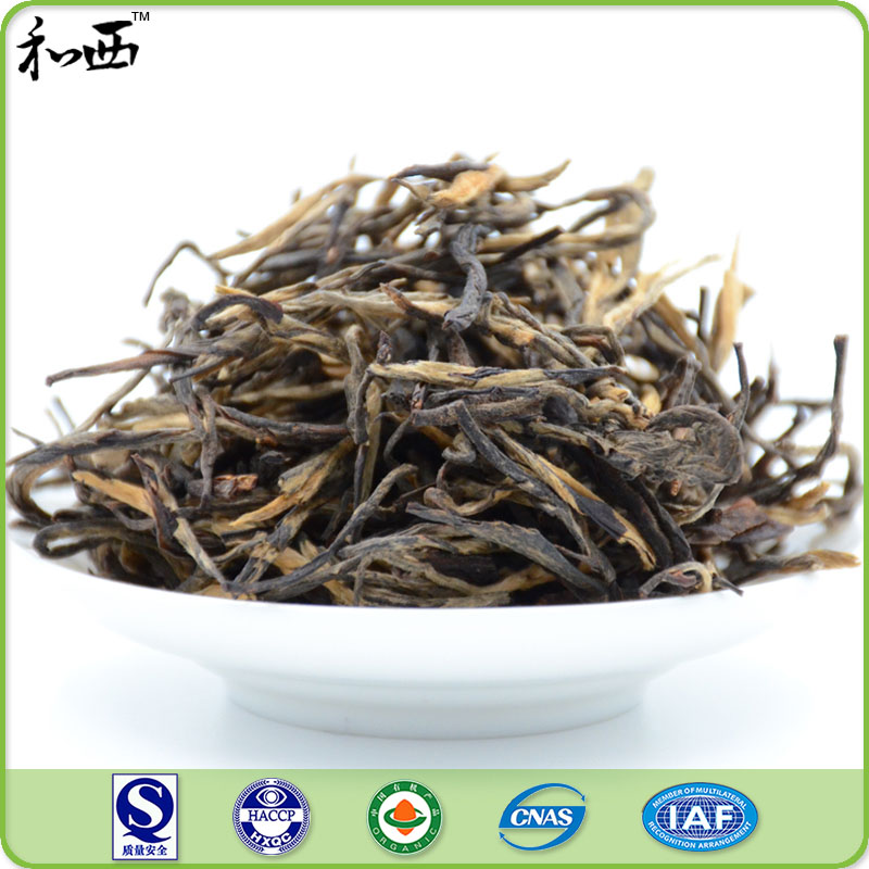 Excellent top quality grade 2 black tea with iso certificate