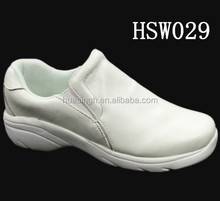 new version SRC approved anti-skid rubber sole medical nurse white shoes