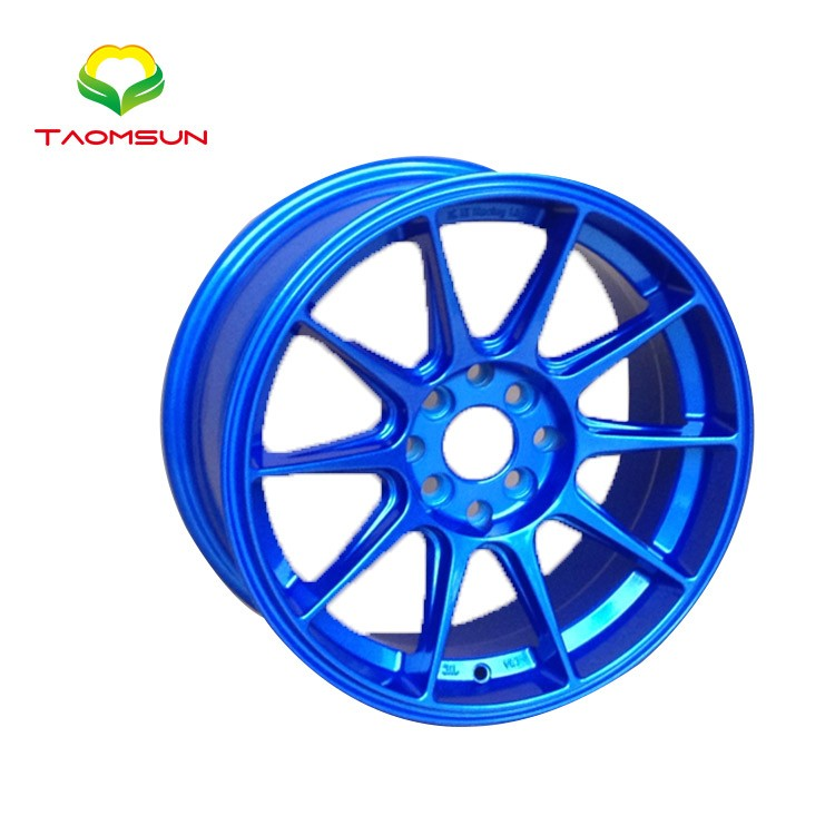 HL1050 Aluminium Alloy Car Wheel Rim 15 16 17 Inch