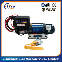 12V/24V ATV/UTV Application off-road vehical Electric Winch