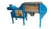 mixer machine for food industry