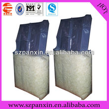 large SGS certified nylon vacuum plastic rice storage bag