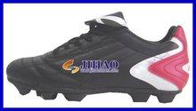 2014 Newest Men's Cool&Comfortable PU Soccer Shoes