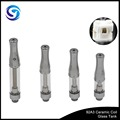 9A23 Ceramics Coil CBD TANK Medical Grade Glass 510 Thread