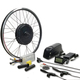 "16"" 26"" 28"" 700c front/rear wheel outrider 48v 500w 1000w brushless hub motor ebike kit electric bike bicycle conversion kit"