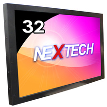 Nextech I Series 32 inch I.R. Multi-Touch Monitor (Sunlight Readable)/ir type multi touch screen/kiosk touch screen