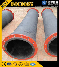 Large Diameter Wire Reinforced Cement Suction Delivery Hose/Flexible Rubber Discharge Hose