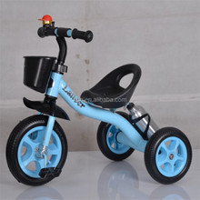 Professional production baby tricycle spare parts / baby bicycle 3 wheels kids tricycle children / 3 wheel with canopy