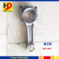 Excavator K19 Engine Parts Connecting Rod Part No 3811995