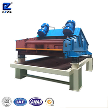 Sand production used 20tph sand vibrating screen machine in China from Alibaba supplier