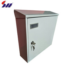 Wholesalers Widely Used Outdoor Standing Style Metal Handle Mailbox