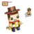 building block toy shantou,cartoon loz diamond blocks diy building toys