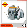 ML 1100 Die-cutting and creasing machine to making corrugated box and cardboard slotting machine