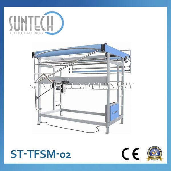 Suntech Economical Auto Circular Fabric Steel Slitter Machine