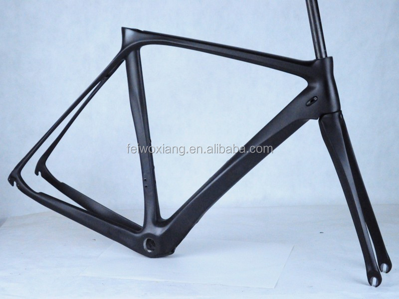 Cheap Toray Carbon Fiber Racing Frame,best carbon fiber road bicycle frame