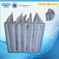 Pleated Bag filter