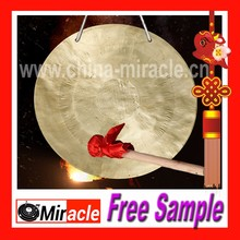 43' inch 110cm Chinese Wuahan Percussion handmade instruments feng Gong