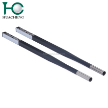 Personalized plastic chopsticks with telescopic chopsticks head