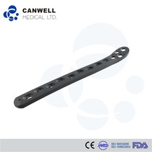 Proximal Femoral Locking Plate, screws and instrument sets, types of orthopedic plates