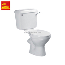 Brand ceramics round p-trap/s-trap washdown modern wc two piece toilet colorful toilets in cheap price