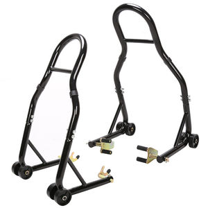 Universal Motorcycle Paddock Stand for motorcycle front rear wheel lift rack