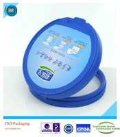 JND tamper evident moisture free plastic food tin lids with sticks with FSSC22000 certified