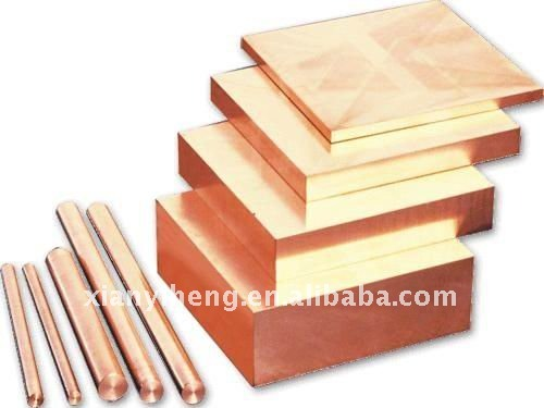 Tungsten Copper Alloy Products