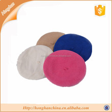 color Printed dome civilian beret composite cap