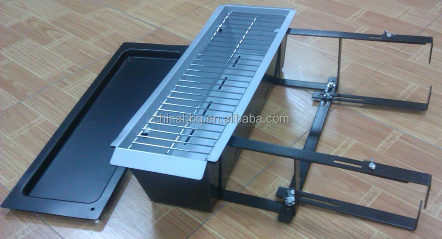 High Quality Balcony Grill Designs For Balcony BBQ Grill