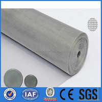 500 300 250 200 140 120 100 25 10 5 micron stainless steel wire mesh for filter