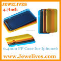 "Mobile Phone Accessories Factory in China for iPhone6 4.7"" Cover, Plastic Cover"