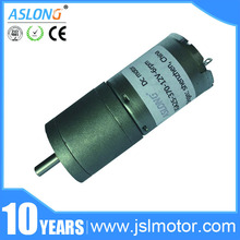 High Torque Pure Metal Electric Mini 12v Dc Gear Motor for Sliding Gate