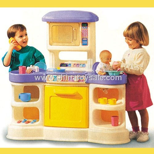 Simulation of Household Appliance Plastic Toys for Fun