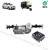 CE electric car hub motor 48v 3kw, ac motor with high power low price