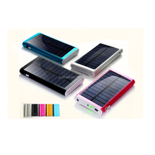4000mah power bank/funny shape power bank with solar fuction/ solar power bank with 3 in 1 cable