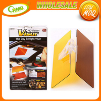 Wholesale day and night anti-glare car sunshade HD visor vision