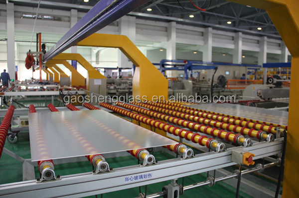 Purchase Safety Guard laminated solar glass