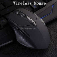 Rechargeable Wireless Mouse No Need To