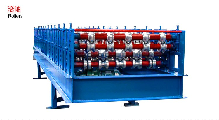 xn eps and rock wool sandwich panel machine/sandwich panel production line/roll forming machinery