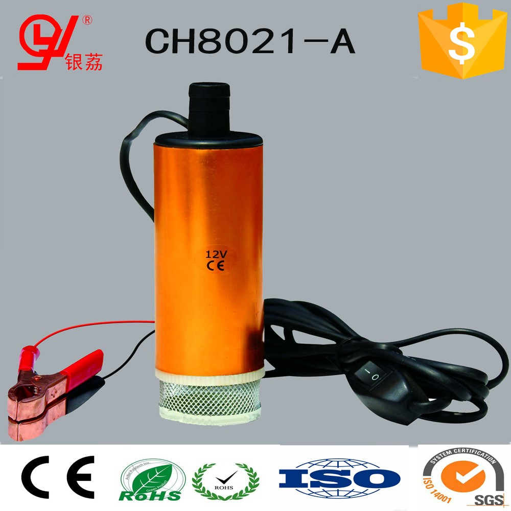 2016 High quality submersible oil water pump with CE certificate low price